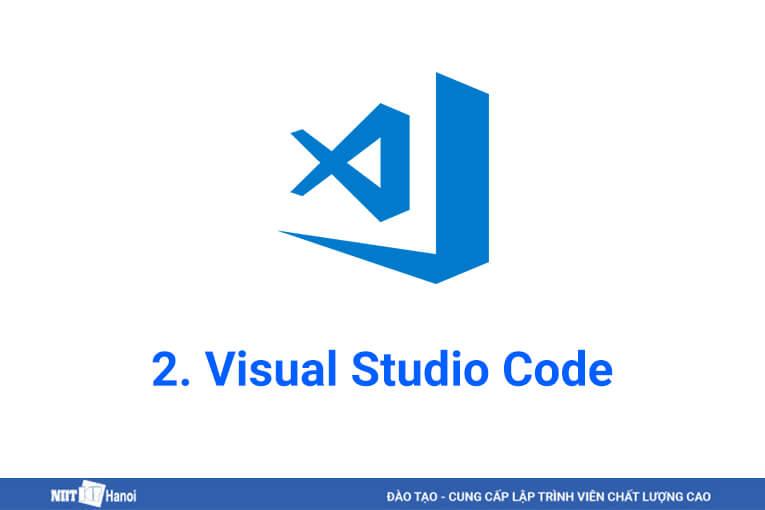 Phần mềm lập trình php chuyên nghiệp - Visual Studio Code