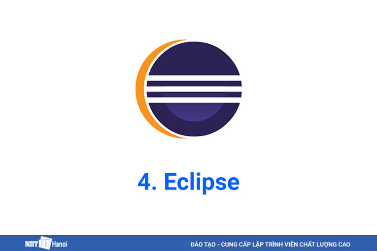 Phần mềm lập trình php chuyên nghiệp - Eclipse