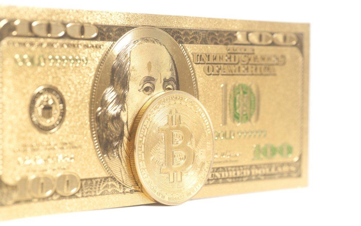 Một lần nữa, Bitcoin lại xuất sắc hơn vàng