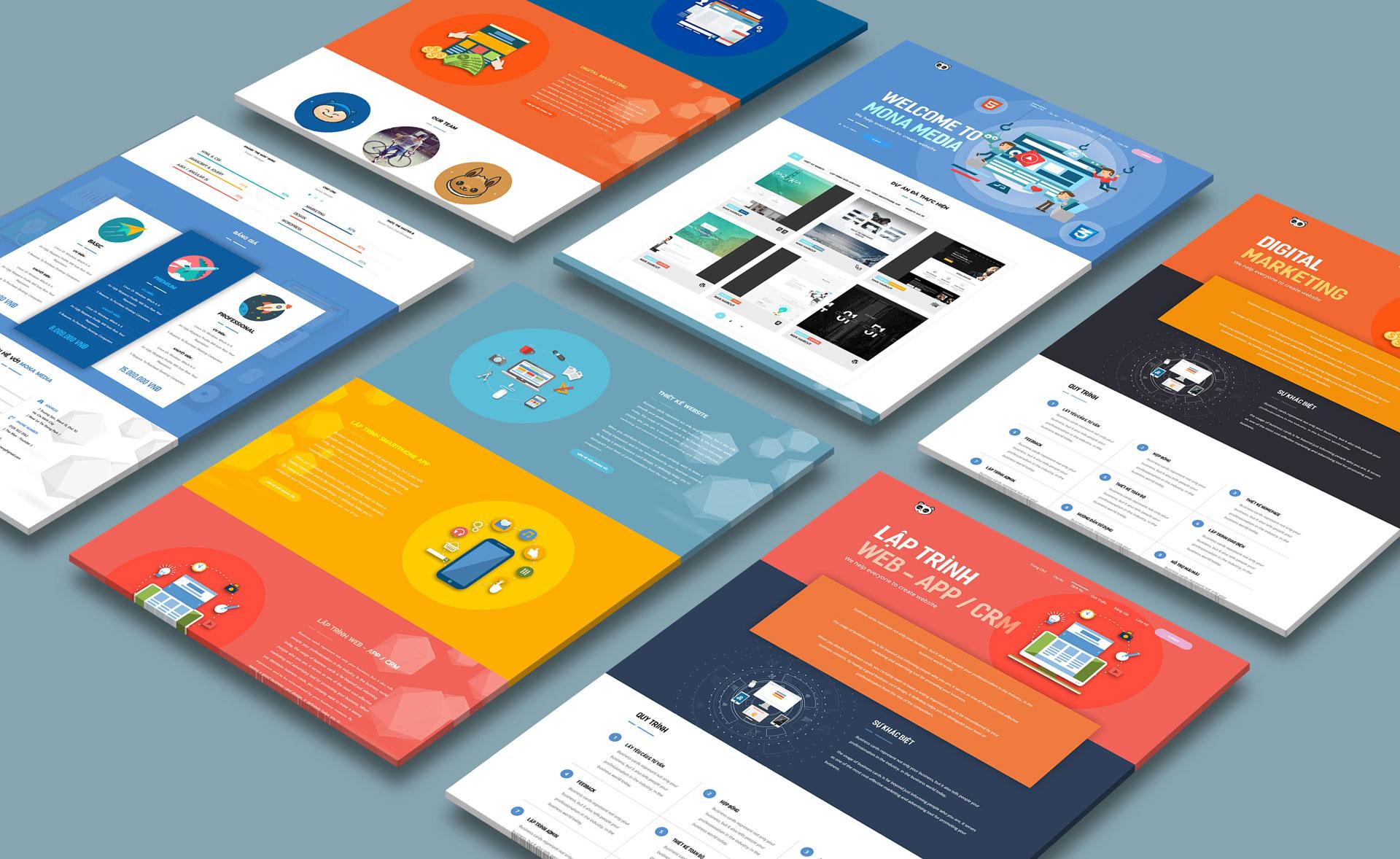 Thiết kế website cho người mới