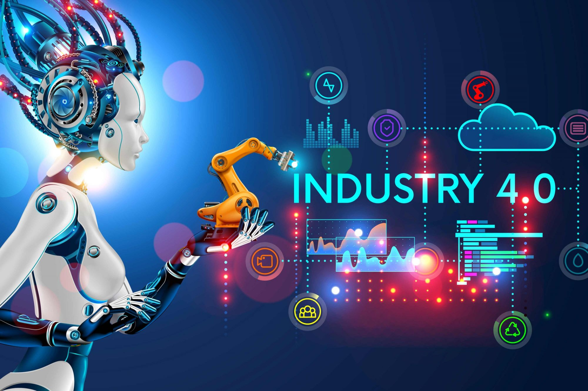Công nghệ 4.0 trí tuệ nhân tạo