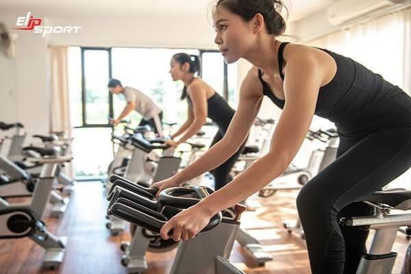 Sử dụng xe đạp tập thể dục thường xuyên giúp tăng trưởng chiều cao