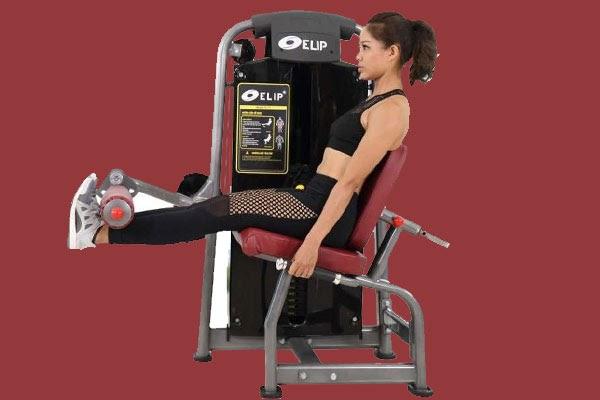 Bài tập máy nâng đùi giúp cải thiện chân vòng kiềng