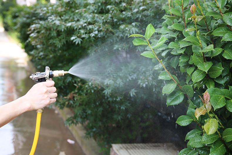 Bơm tăng áp mini dùng rửa xe