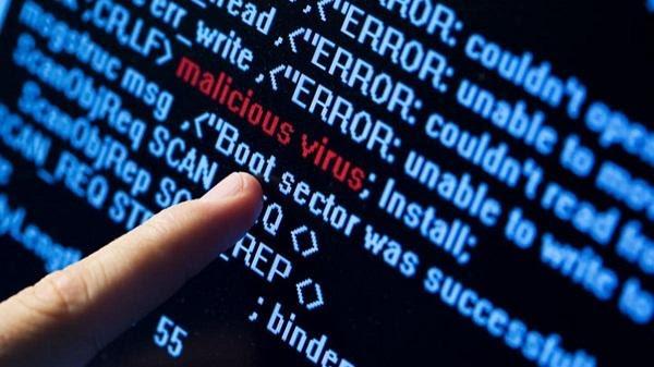 Ảnh minh hoạ Virus máy tính