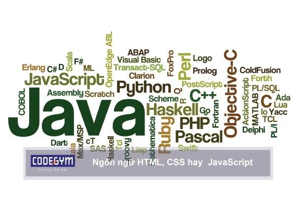 Vai trò của lập trình HTML, CSS và  JavaScript trong việc xây dựng website
